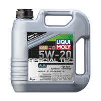 Моторное масло LIQUI MOLY Special Tec AA 5W20, 4л