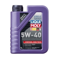 Моторное масло LIQUI MOLY Synthoil High Tech 5W40, 1л