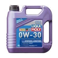 Моторное масло LIQUI MOLY Synthoil LONGTIME 0W30, 4л